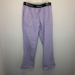 Grey's Anatomy by Barco lavender scrub pants